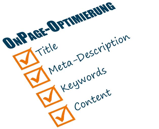 OnPage SEO Optimierung mit Local Success