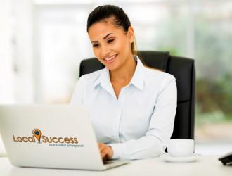Firmenlogo erstellen mit Local Success