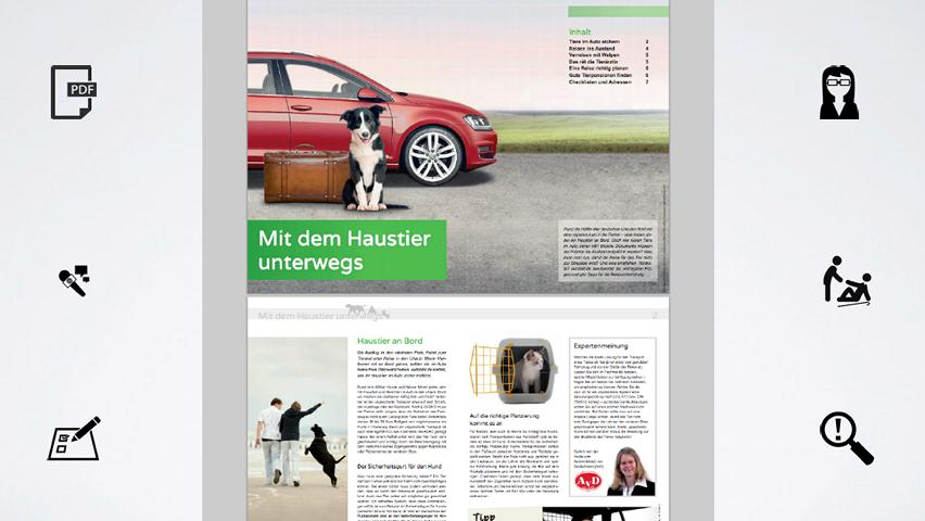 Beispiel Content-Marketing