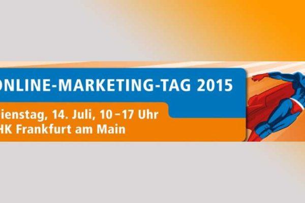 Online Marketing Tag 2015 Frankfurt