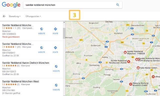 Local Finder Google