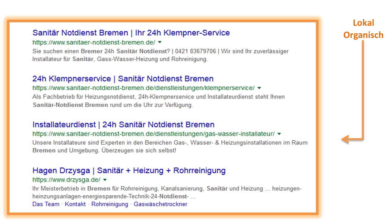 local seo bremen