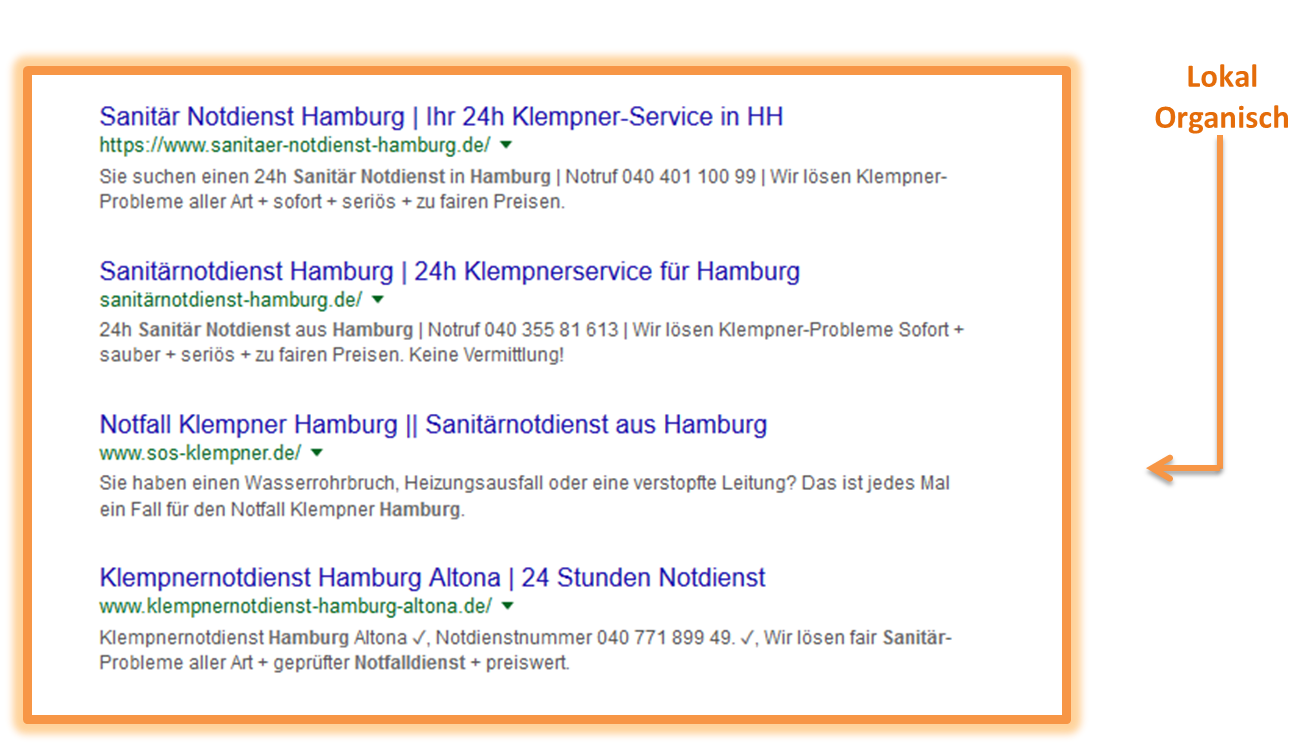 local seo hamburg